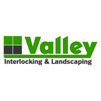 Valley Interlock Landscape Logo